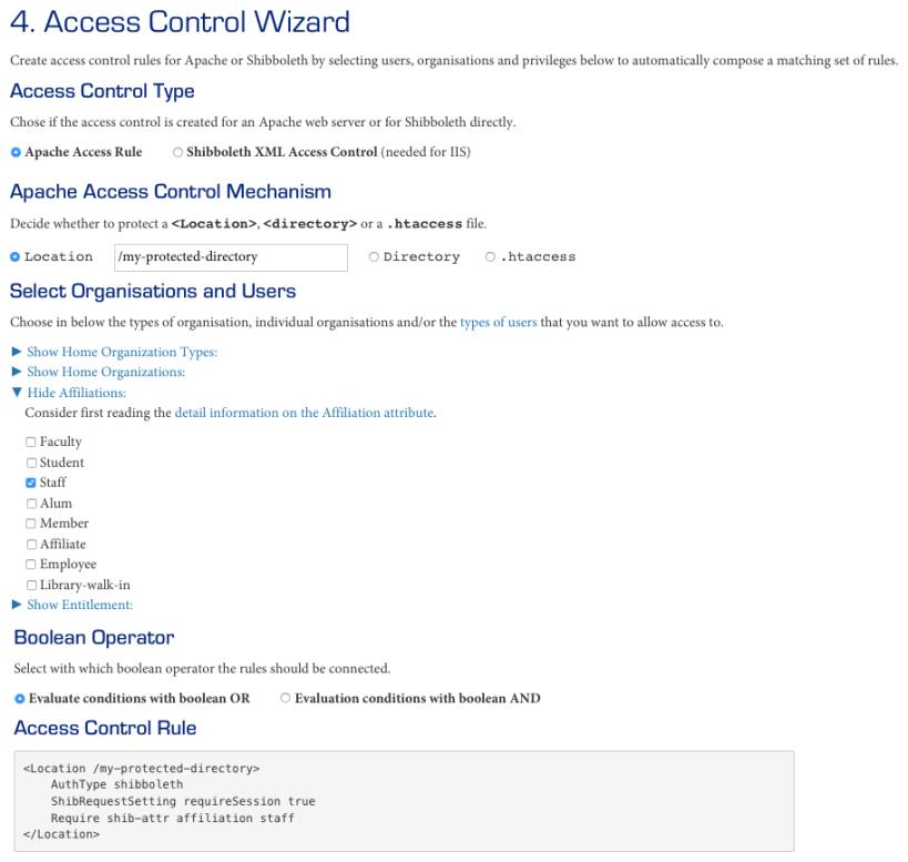 Acces-Control-Wizard